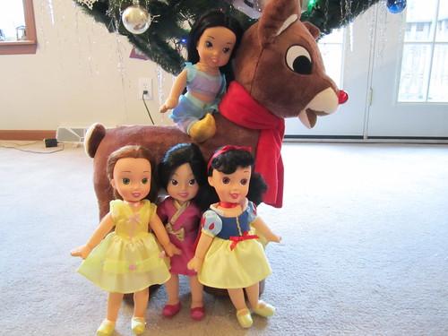 Disney Girls Holiday