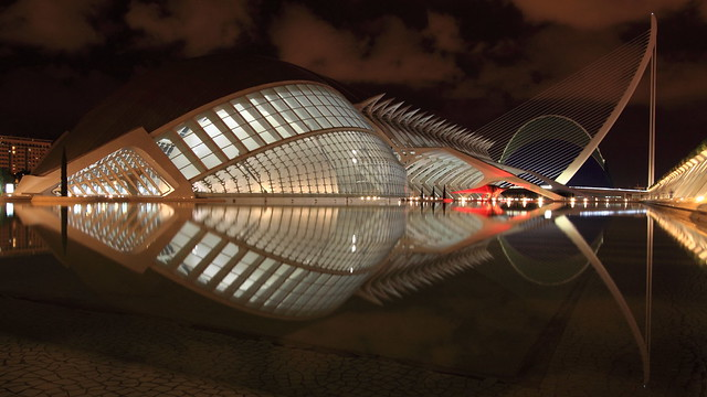 Santiago Calatrava's Masterpiece, The Fish