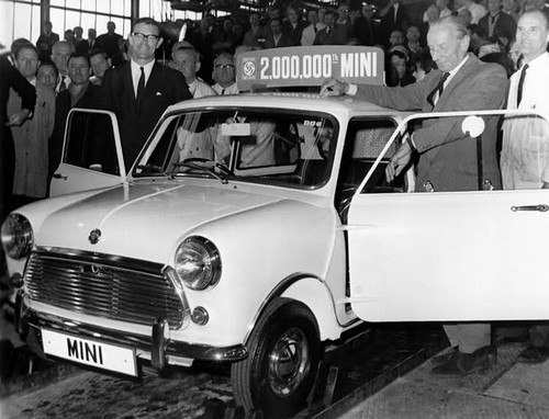 Two Millionth Mini (1969)