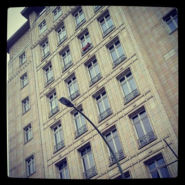 Berlin building.