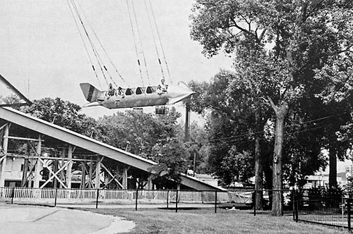 Chicago's Riverview Park. (Gone.)  1904-1967. by Eddie from Chicago