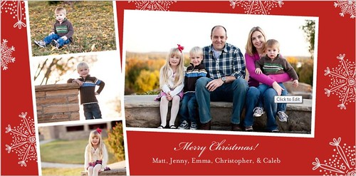 Merry Christmas from the Peters Family