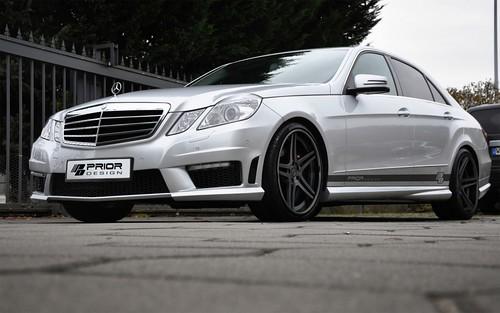 Mercedes Clase E Limousine Prior-Design