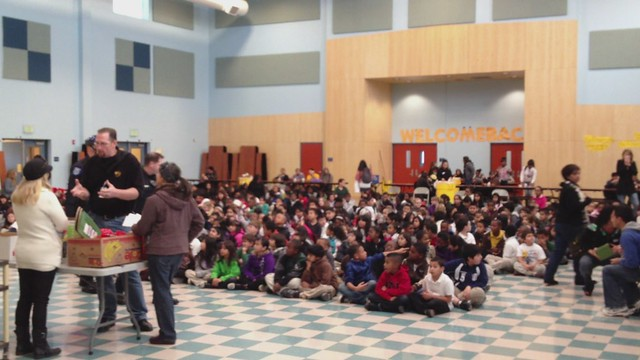 Safe Routes to School Bike & Pedestrian Safety Presentations 12-16-11