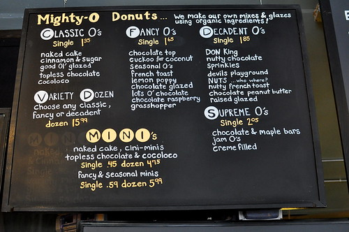 Mighty-O Donuts - Seattle