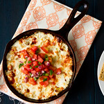 Creamy Baked Crab & Artichoke Dip