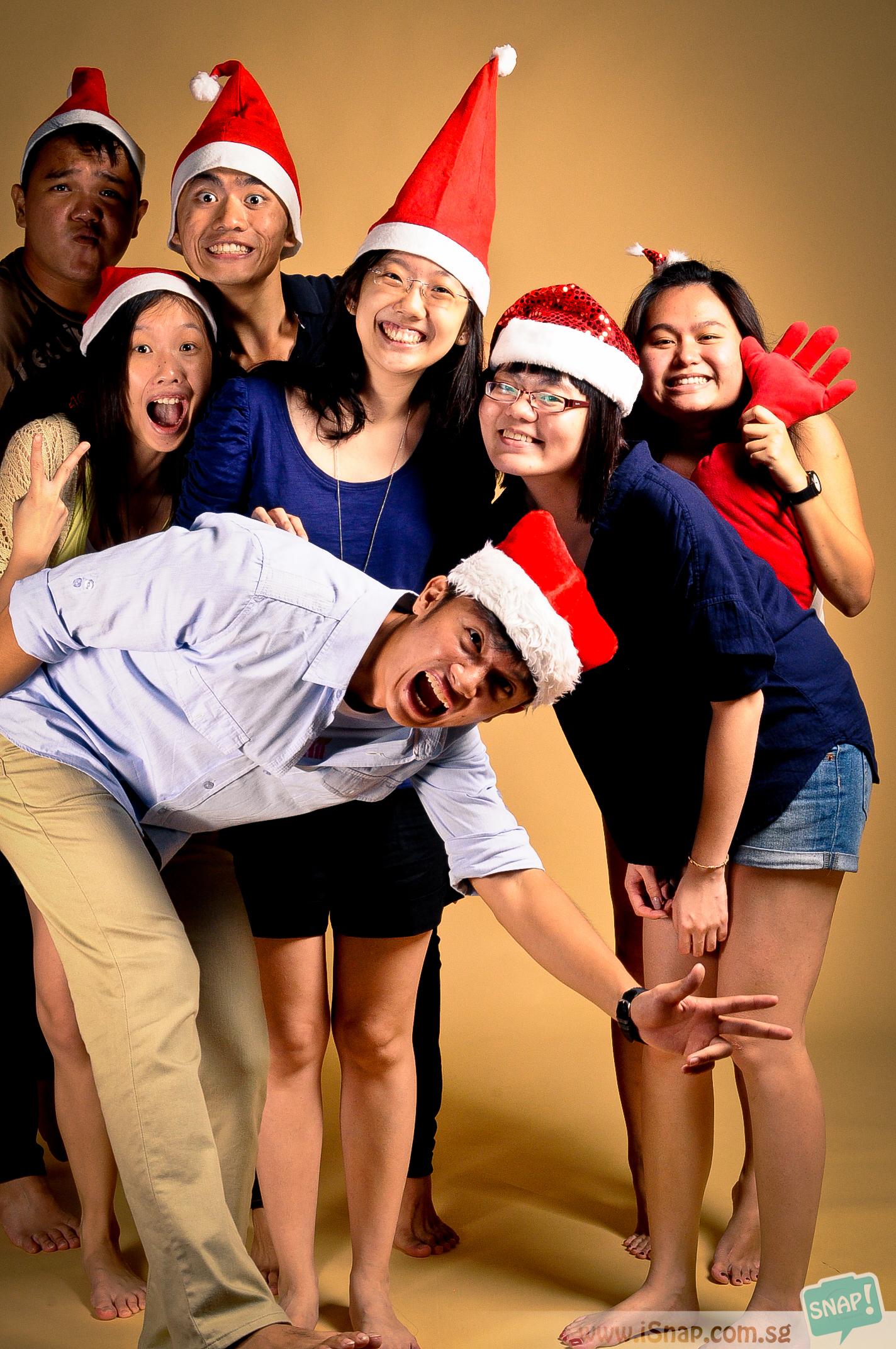 Snap! a Christmas