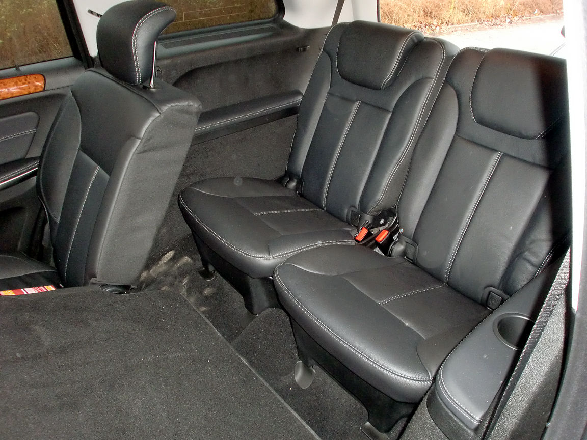 top of mercedes gl third row seats fiat world test drive. Black Bedroom Furniture Sets. Home Design Ideas