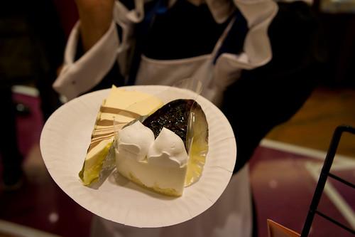 首先是屋主的荼會cake 款侍