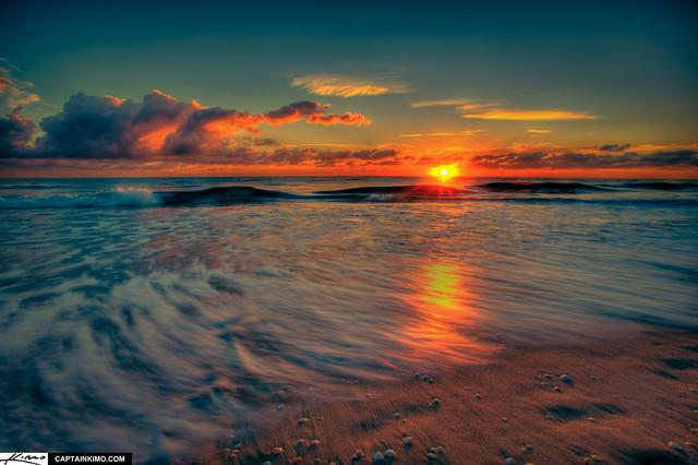 Singer Island Ocean City Park Beach Sunrise Florida