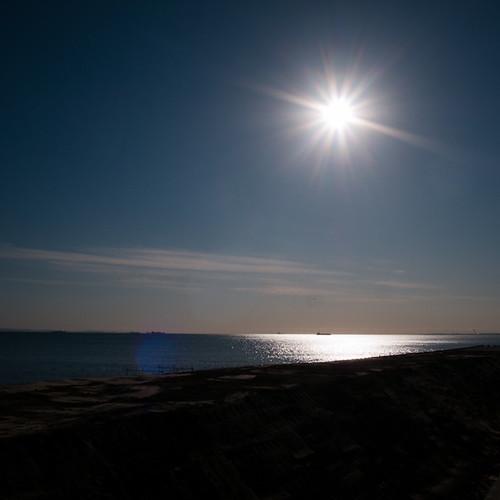 Chiba Penninsula Sun