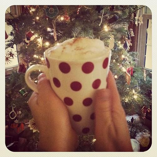 Christmas morn