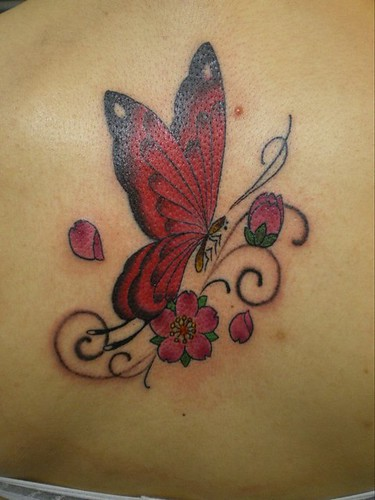 Tattoo Locations On Body: Women Tattoos: Location Of A Tattoo On The Body