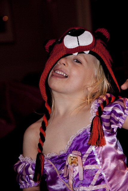 lily tiger goof