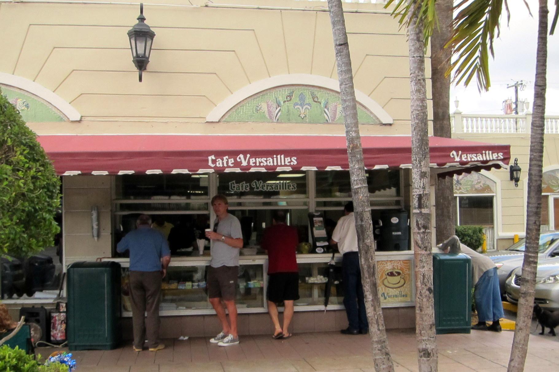 Miami Bakery Cafe Menu