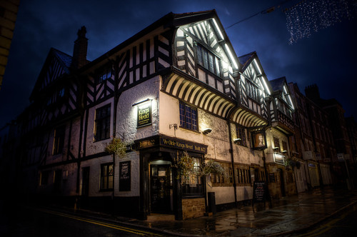 937/1000 - The Kings Head by Mark Carline