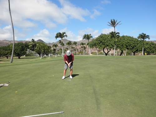 Hawaii Kai Golf Course 201