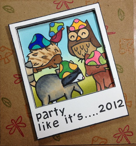 Party 2012 1 by Kellann