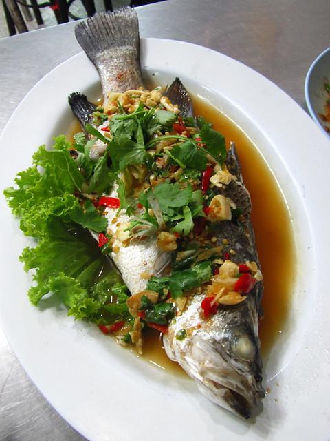 Bangkok seafood restaurants