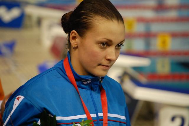 Valentina Artemyeva at Rijeka 2008