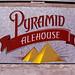 Pyramid Alehouse Sign, Berkeley