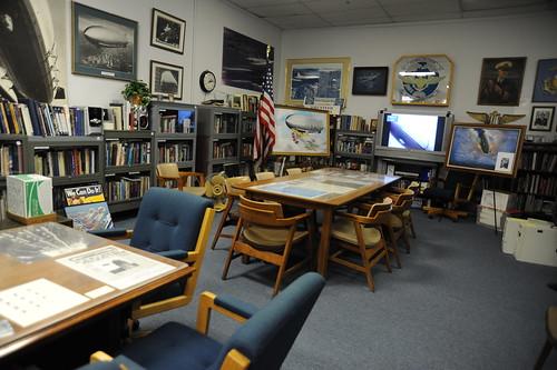 Moffett Field Historical Society Museum