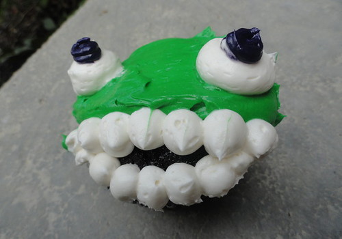 6616596399 dbc7ba77ca Dinosaur Cupcake Decorating Ideas