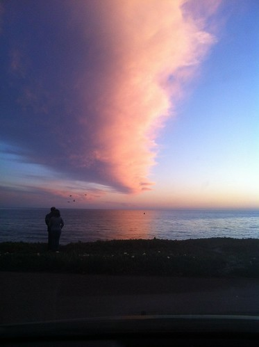 sunset 1/2/2012
