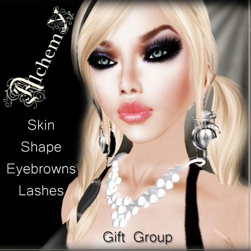 Alchemy - Enero soft skin Gift by Cherokeeh Asteria