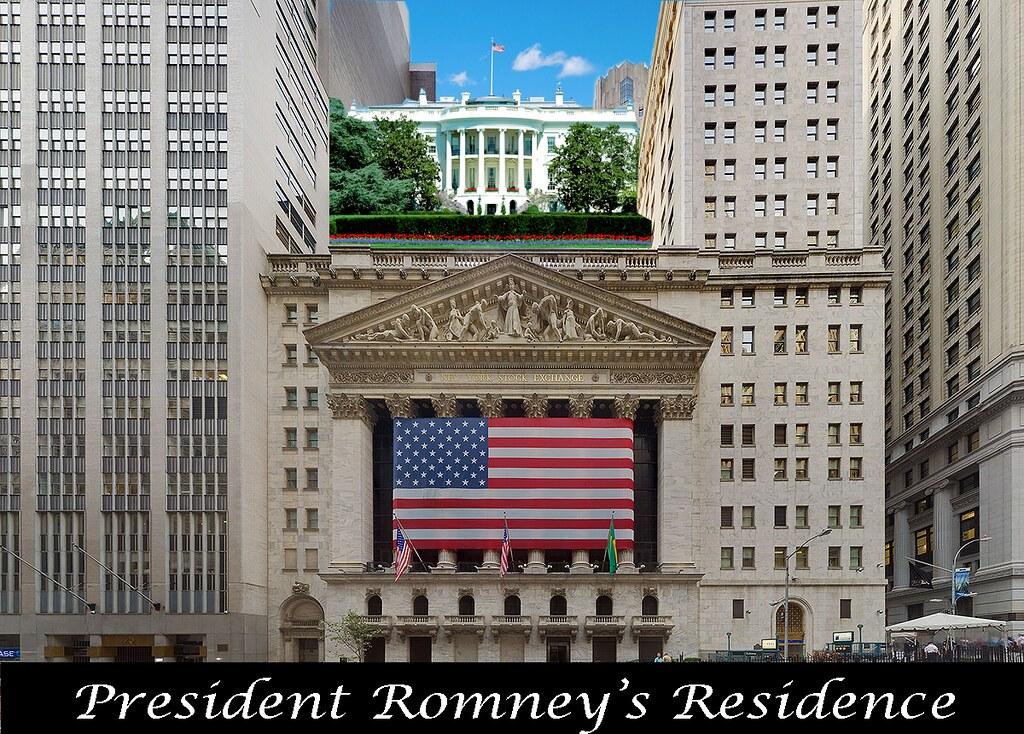 PRESIDENT ROMNEY'S RESIDENCE