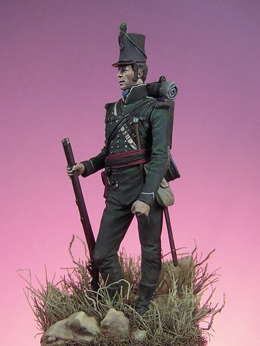 Fernando Ruiz's 95th Rifles Sergeant,...
