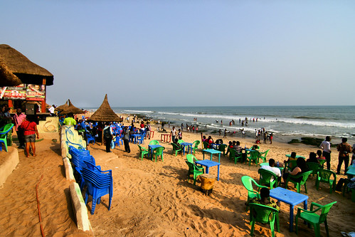 sea music beach sand ghana accra paulinuk99999 tawala