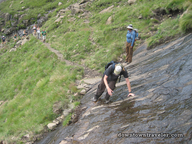 Drakensberg Mountain Hike South Africa 16
