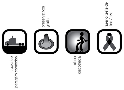 Logodesign HIV / AIDS / SIDA