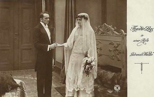Theodor Loos in Getrennte Welten (1918)