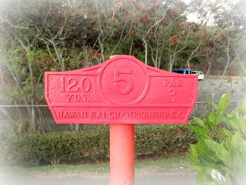 Hawaii Kai Golf Course 053b