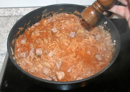 38 - Mit Salz und Pfeffer würzen
