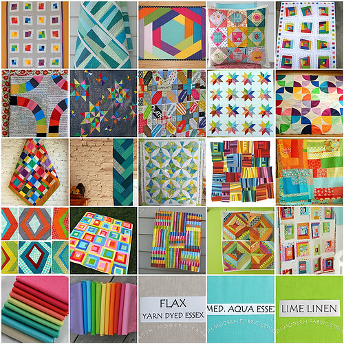 For the Love of Solids - Round 2 Mosaic