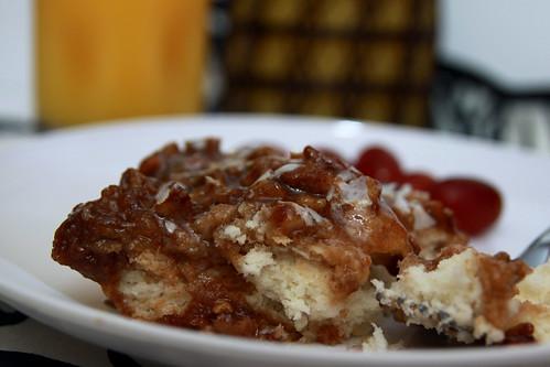 pecan biscuit bake 2