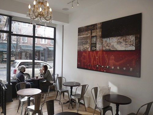 Prodigy Coffee | Carmine St | West Village