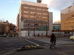 解体された四電ビル by haruhiko_iyota