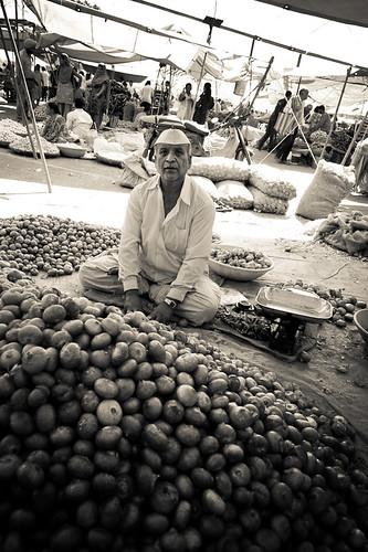 Levit Market, Deolali, Maharashtra, India by Ashish Tamhane