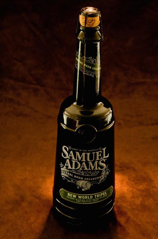 Sam Adams New World Tripel