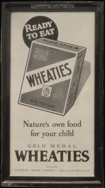 Wheaties  - Selling Mill City