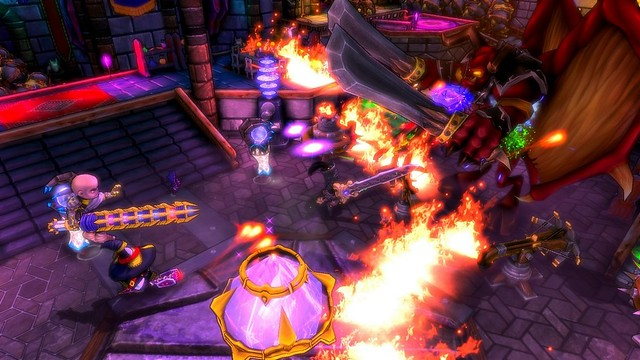 Dungeon Defenders (1)