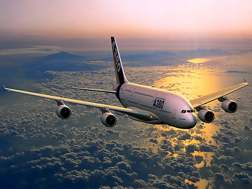 На крыльях Airbus A380 обнаружены трещины