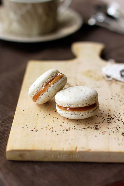 Earl Grey Salted Caramel