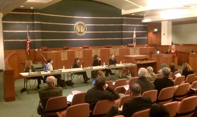 Culver City Cultural Affairs Town Hall
