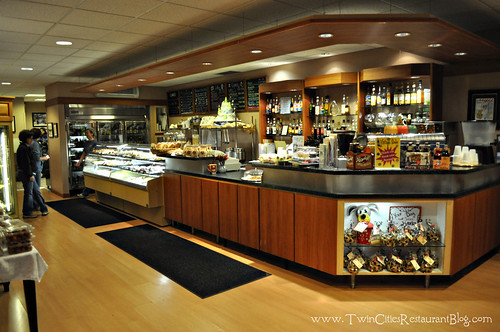 Inside Grandma's Bakery ~ White Bear Lake, MN
