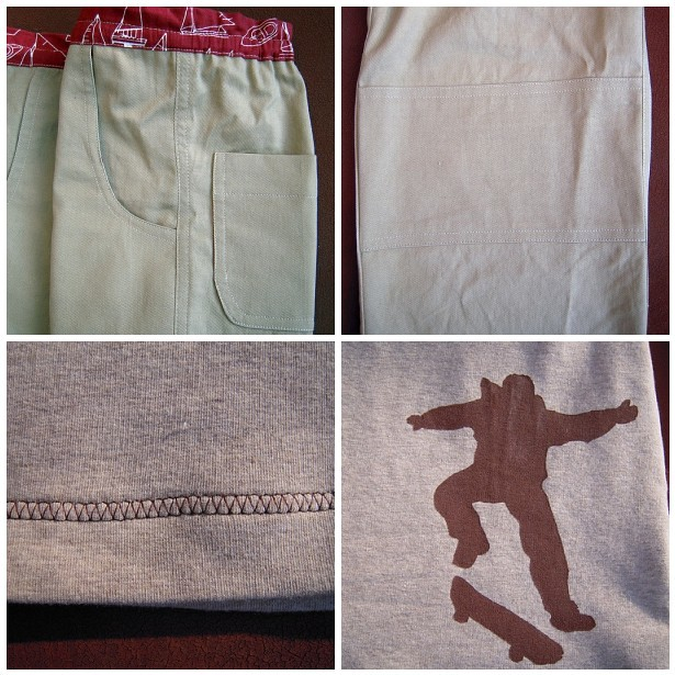 Kick Flip Outfit Details